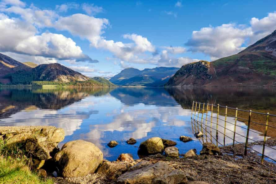 Ennerdale Water in the Lake District