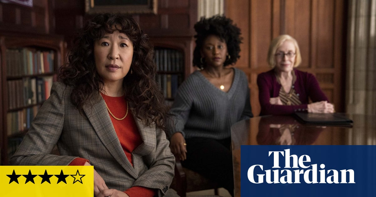 The Chair review – Sandra Oh is first class in moreish university satire