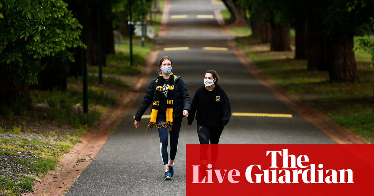Coronavirus live news: cases surge in Europe; Melbourne delays easing of restrictions – The Guardian
