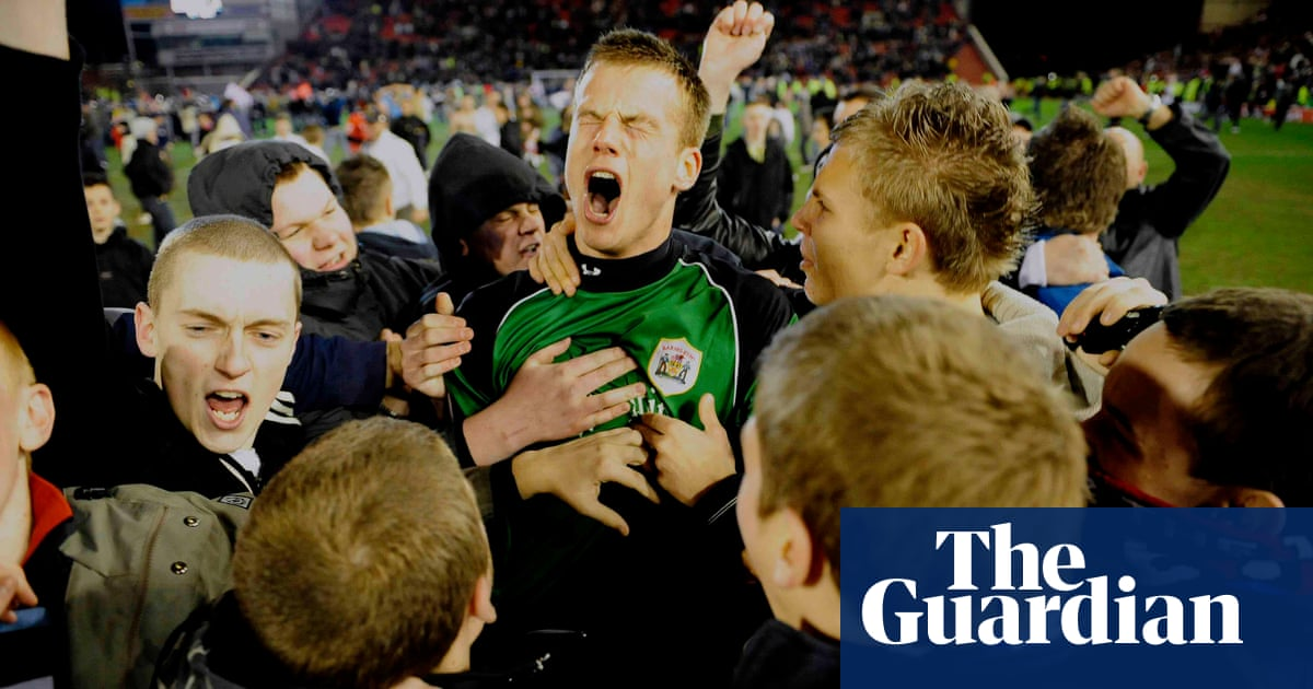 A night you never forget: when Barnsley stunned Chelsea in FA Cup