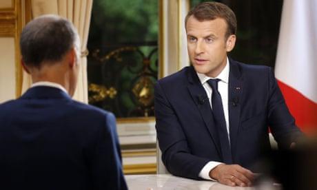Revolution By Emmanuel Macron Review What S The Big Idea Monsieur President Politics Books The Guardian