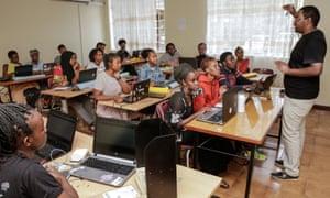 AkiraChix hopes to extend its programme to Uganda this year, and Tanzania and Rwanda by 2022