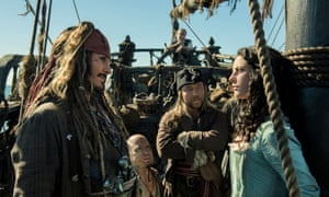 Pirates Of The Caribbean Dead Men Tell No Tales Review Cap N
