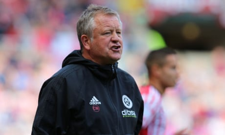Sheffield United fan Chris Wilder keen to put boot into Wednesday as manager