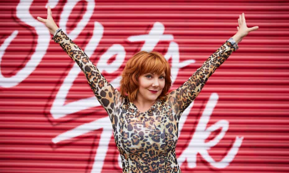 'I'm a natural show-off' … Sophie Willan.