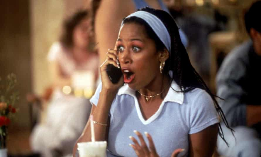 Simplistic insight: Stacey Dash in Clueless.