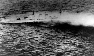Sinking of HMS Exeter