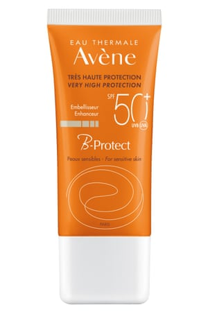 Sun protection from the French company Avène