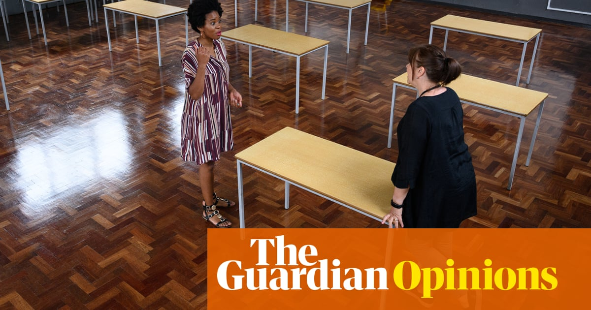 The 'catch-up plan' for schools needs to start with the Department for Education