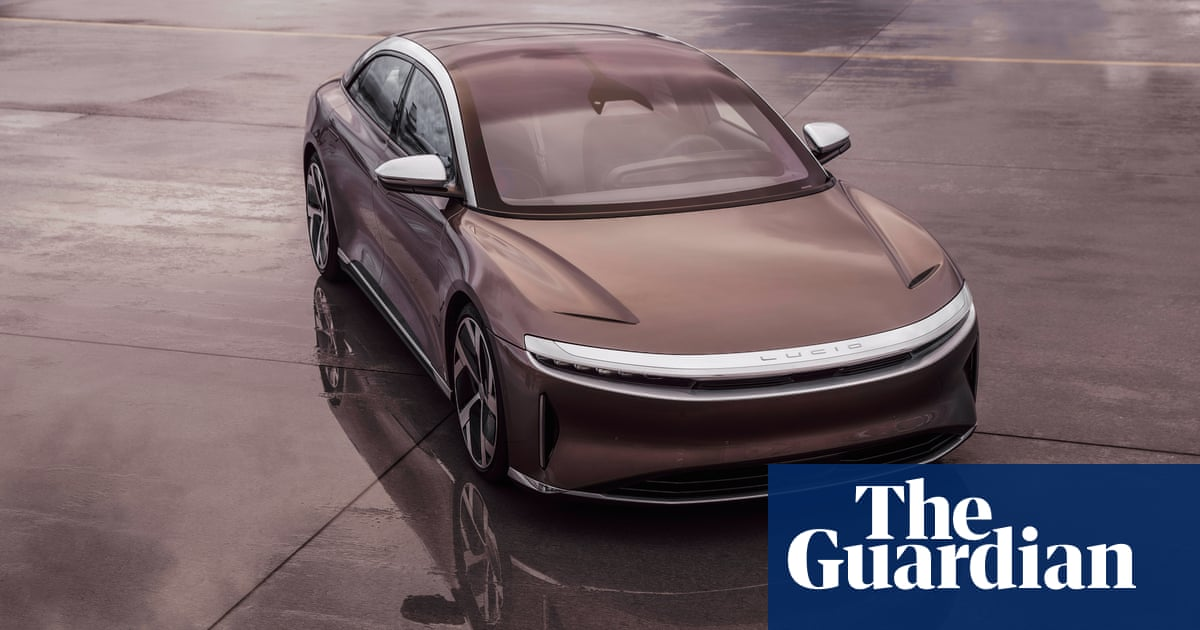Meet the Briton leading a Tesla rival who wants to save the planet
