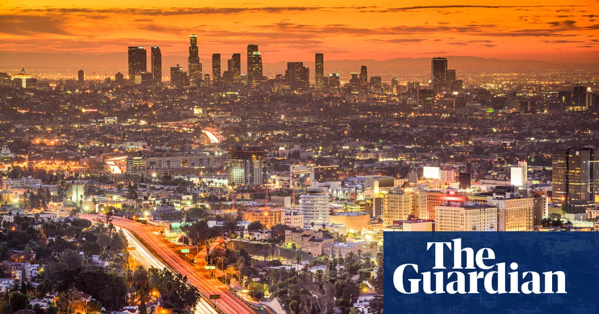 Leaving Los Angeles: farewell to a city of dreamers and squalor | US