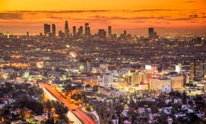 LA has helped California surpass Britain to become the world's fifth-biggest economy.