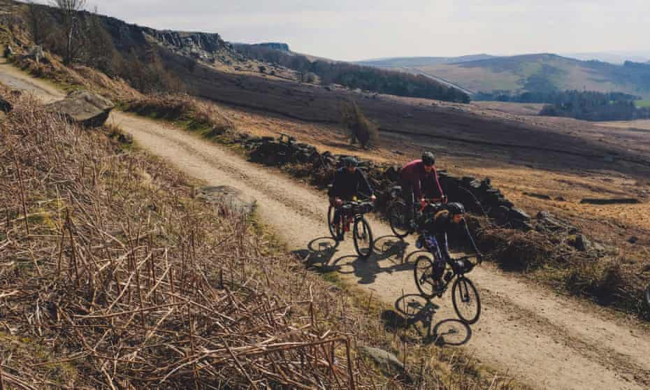Much Better Adventures' INTRODUCTION TO BIKEPACKING IN THE PEAK DISTRICT