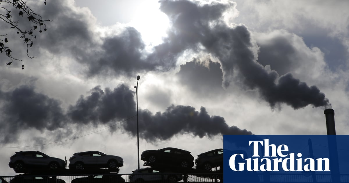 Brutal news': global carbon emissions jump to all-time high