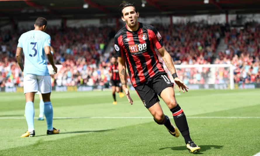 Charlie Daniels says ambitions are high at Bournemouth: 'The manager we have here will never be happy with just staying in the Premier League.'