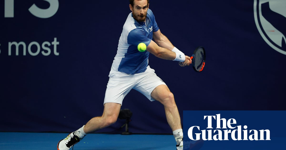 Andy Murray shows encouraging signs in defeat to Kyle Edmund