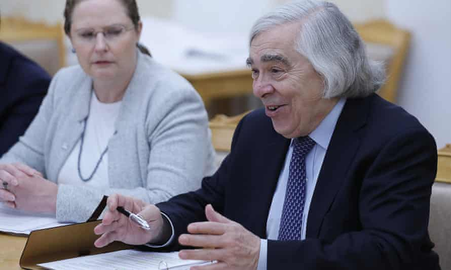 Ernest Moniz's links to fossil fuels are 'is his entire professional career for the last couple decades, which is deeply concerning', said a campaigner.