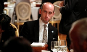 Stephen Miller: a bit advocate of economic nationalism.