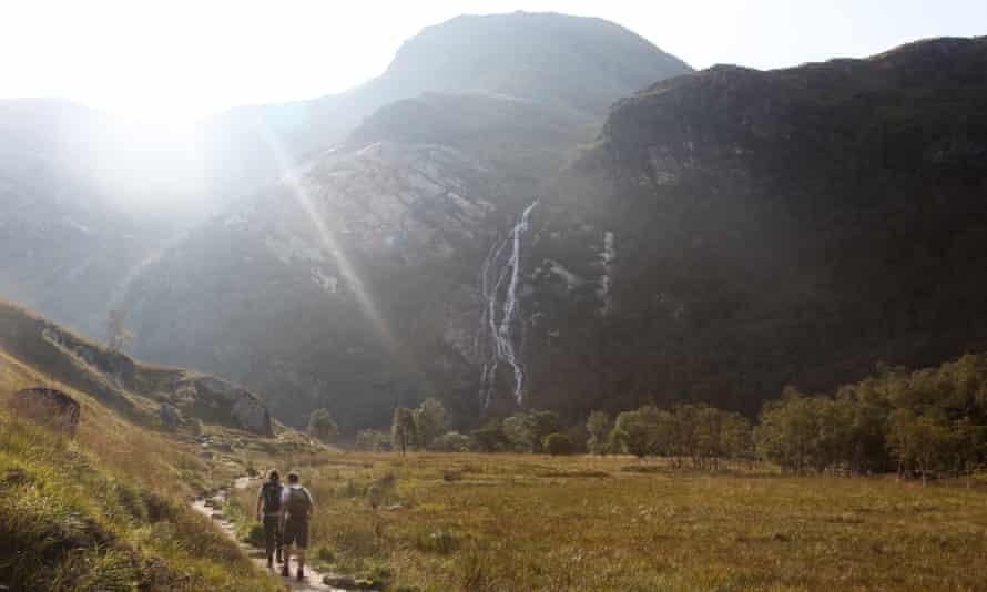 Glen Nevis. Wild Guide Scotland