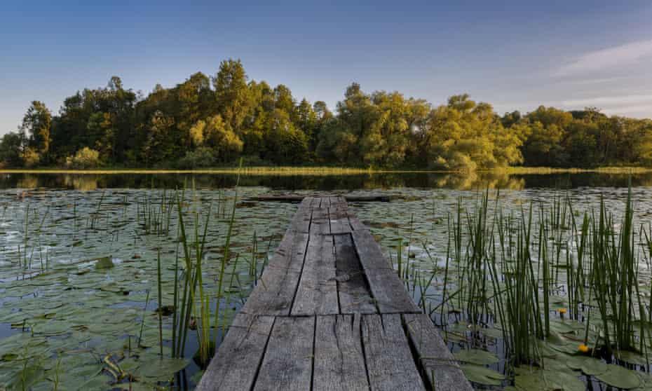 Lonjsko Polje is Croatia's largest protected national park.