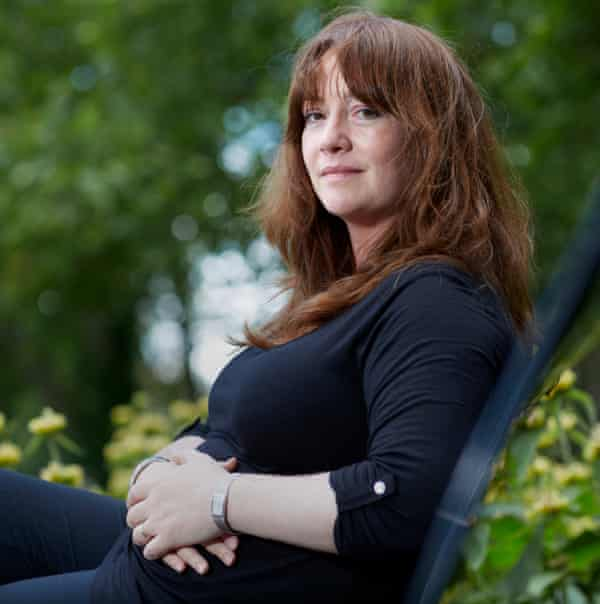 'This was the story that just kept pushing its way through' … Eimear McBride.