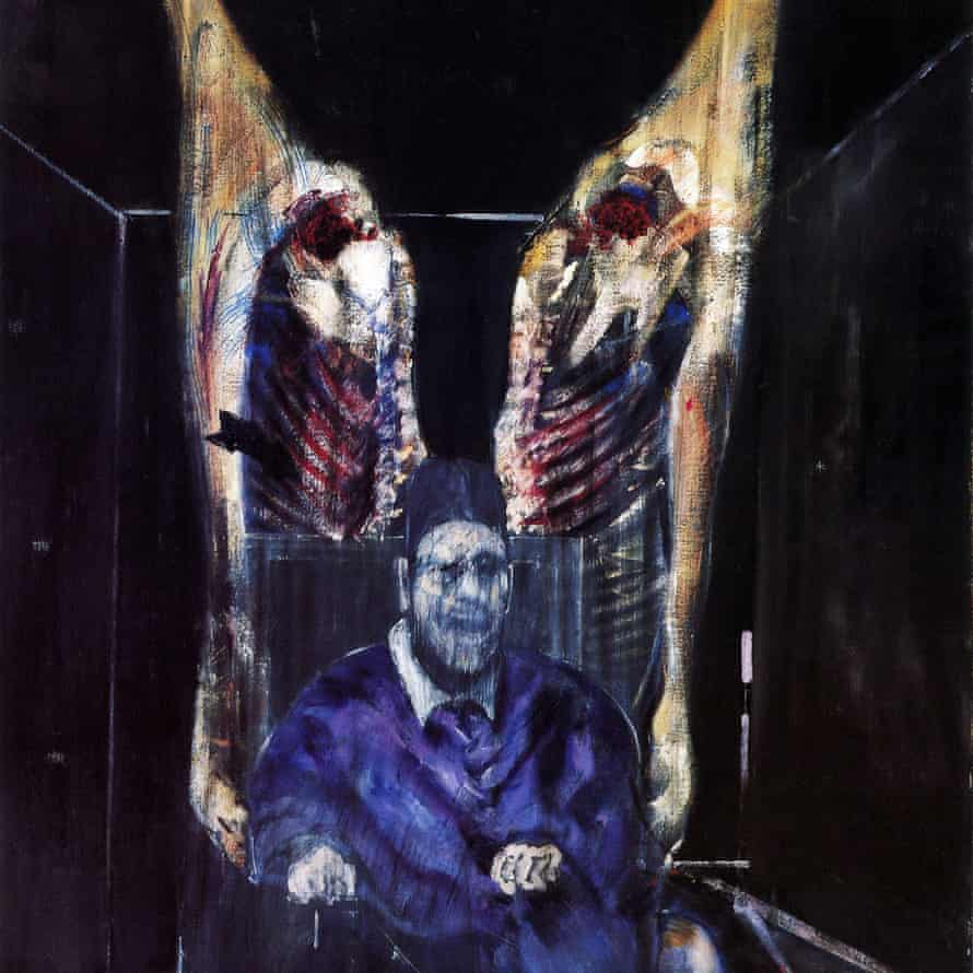 Francis Bacon's Figure with Meat.