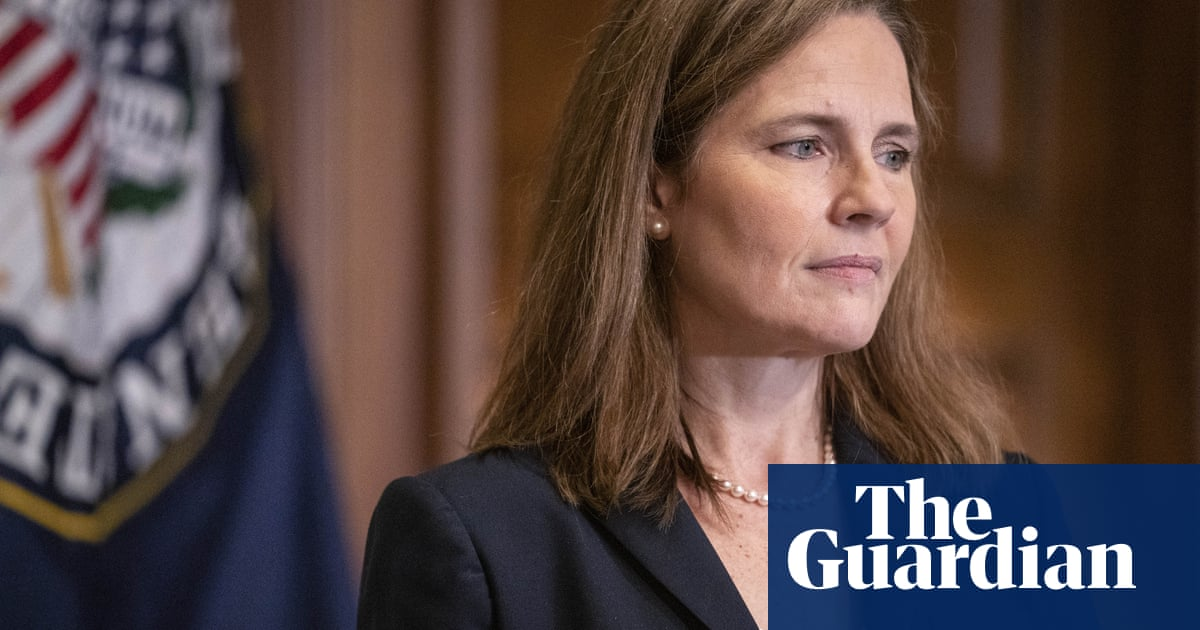 'Power grab': how Republican hardball gave us Amy Coney Barrett – The Guardian