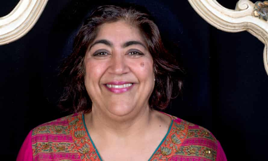 'I do not believe that anyone but a British Indian could truly inhabit these differing perspectives on partition' … Gurinder Chadha.