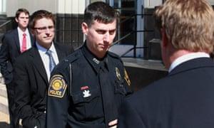 Officer Stephen D Rankin