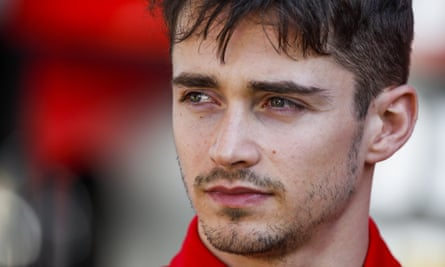"""Charles Leclerc, Sebastian Vettel's Ferrari co-driver, wrote on Twitter: """"It's been a huge honour for me to be your team mate."""""""