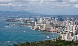 All nuclear weapons were withdrawn from Hawaii to the continental US in the early 1990s.