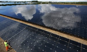 Solarcentury is building utility-scaled projects in Latin America.