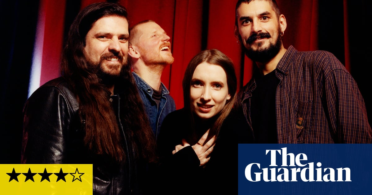 Dry Cleaning: New Long Leg review – terrific post-punk poets of the everyday