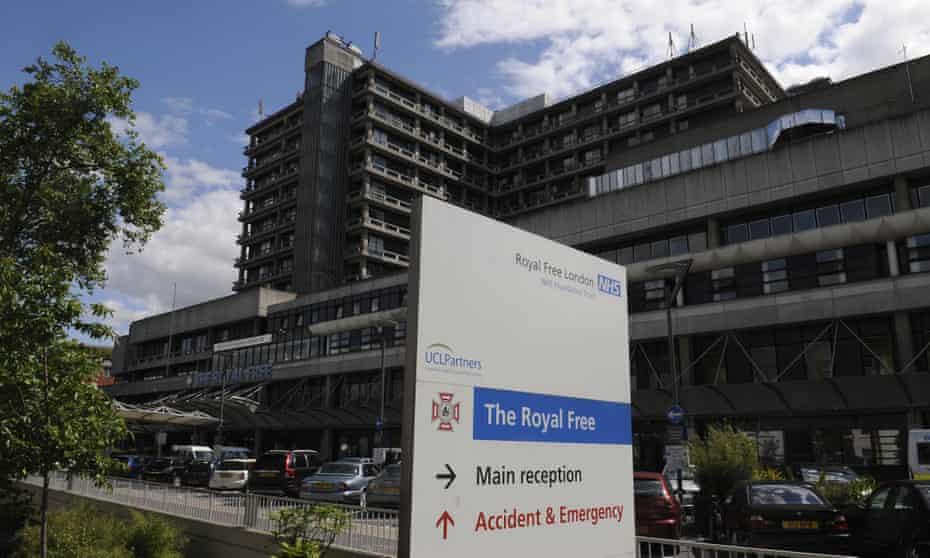 royal free hospital