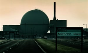 Nuclear research site at Dounreay