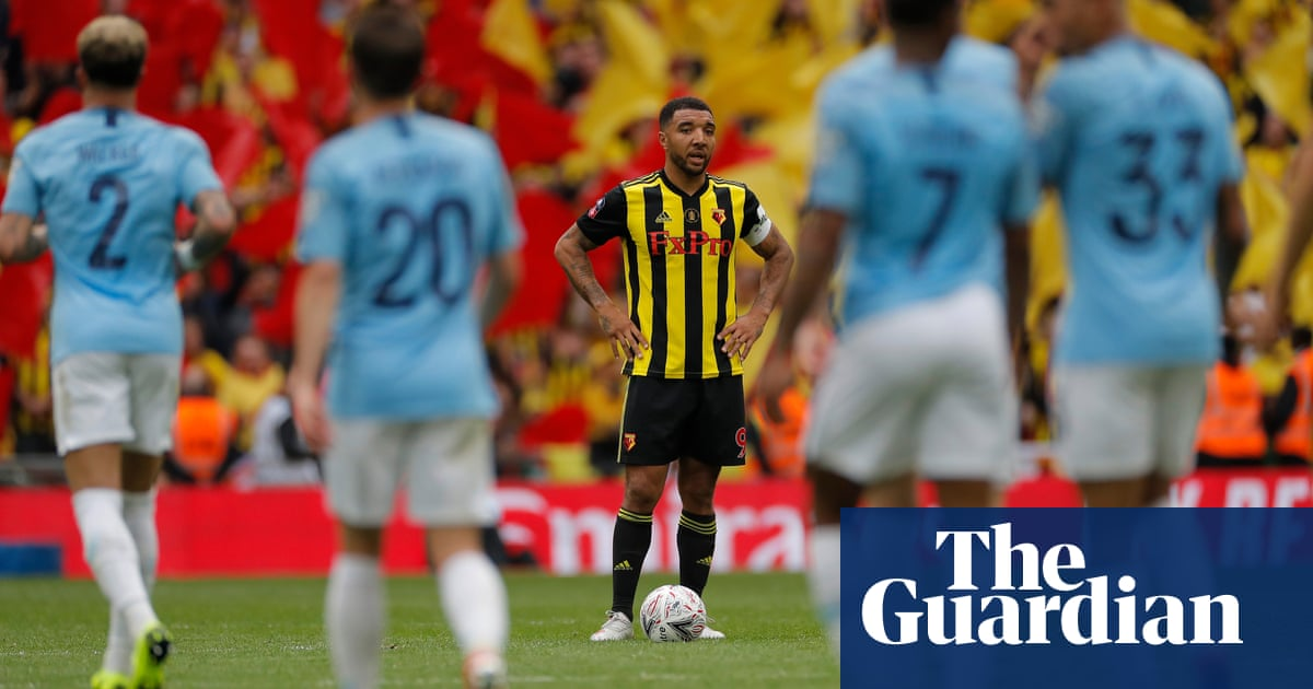 Watford give us 11,158 reasons to believe bogey teams do exist | Barry Glendenning