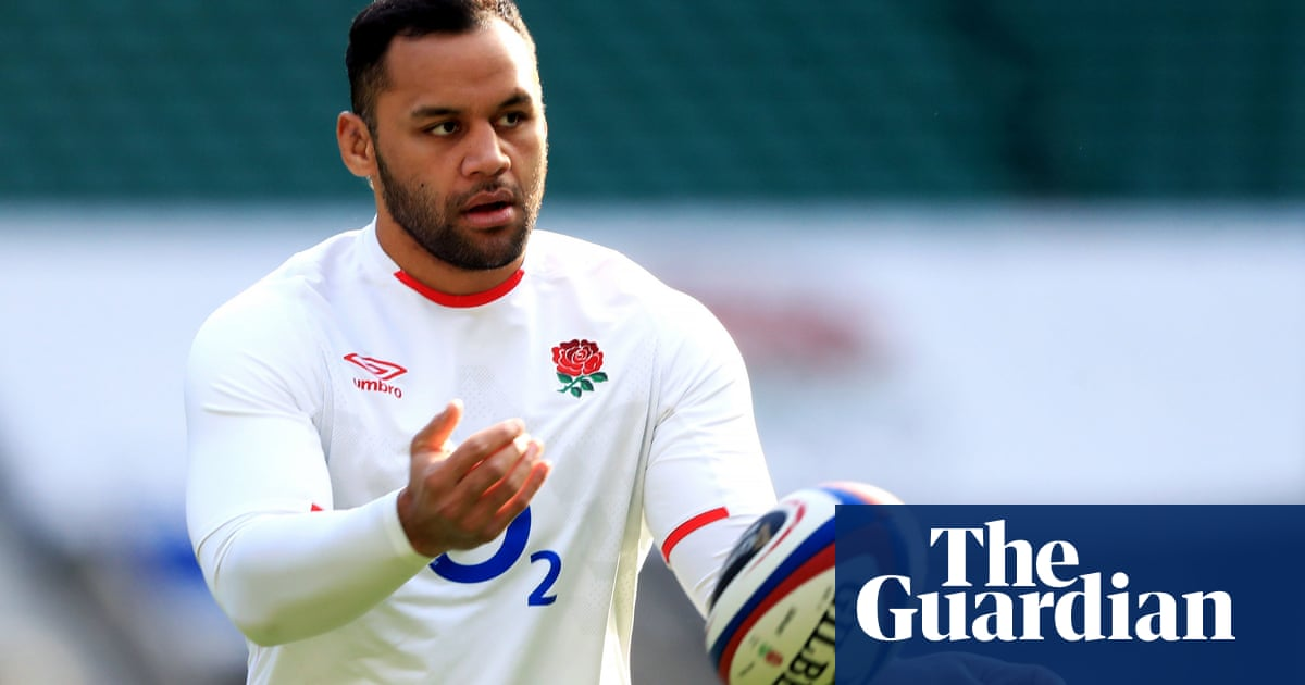 Eddie Jones set to leave Billy Vunipola out of first England squad of season