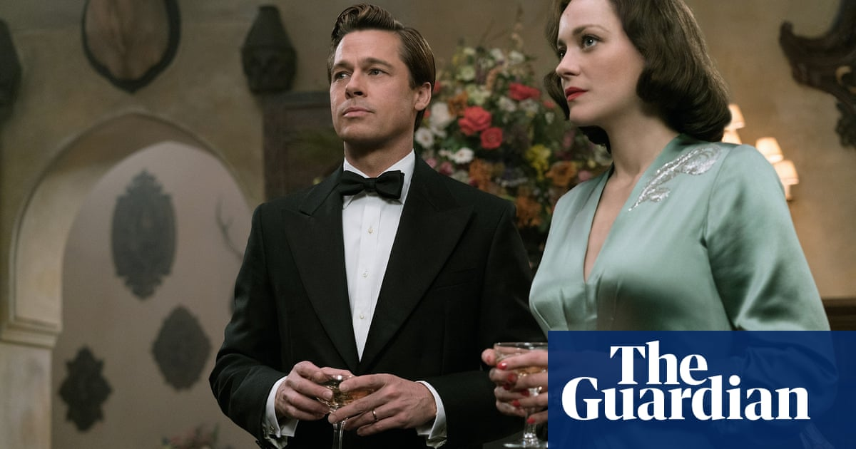 Allied What Happens When A Film Gets Eclipsed By Gossip Film