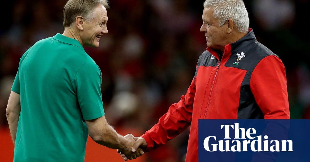 Joe Schmidt ignores fuss over Ireland's Kleyn to focus on last World Cup hurrah