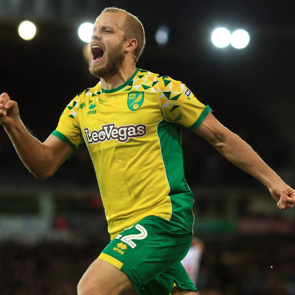Norwich's Teemu Pukki: 'I thought the Championship was all long balls' | Football | The Guardian