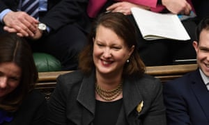 Fisheries minister Victoria Prentis on 29 January, 2020.