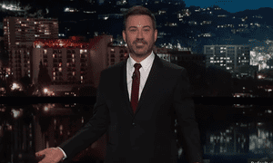 Jimmy Kimmel: 'It turns out that the reason it was called the Trump tax cuts is because it only cut taxes for Trump, specifically.'