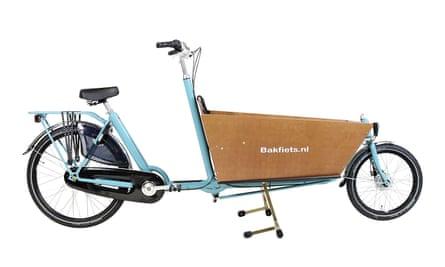 Грузовой велосипед Classic Long
