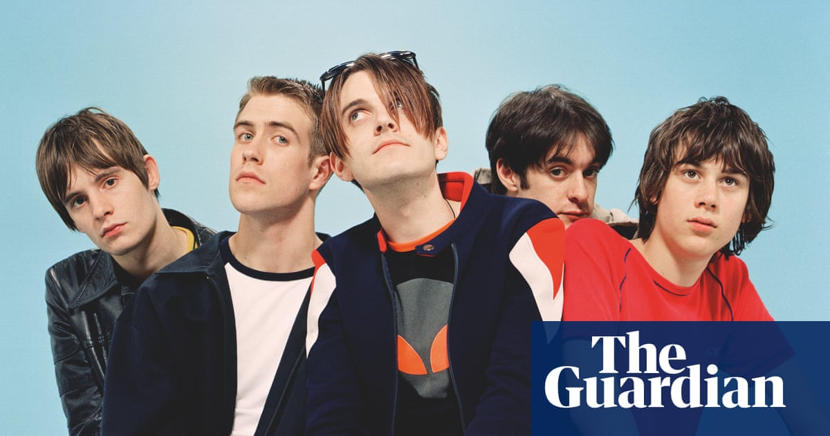 It was like wed gatecrashed someone elses party: how Britpop stars Menswear came apart at the seams