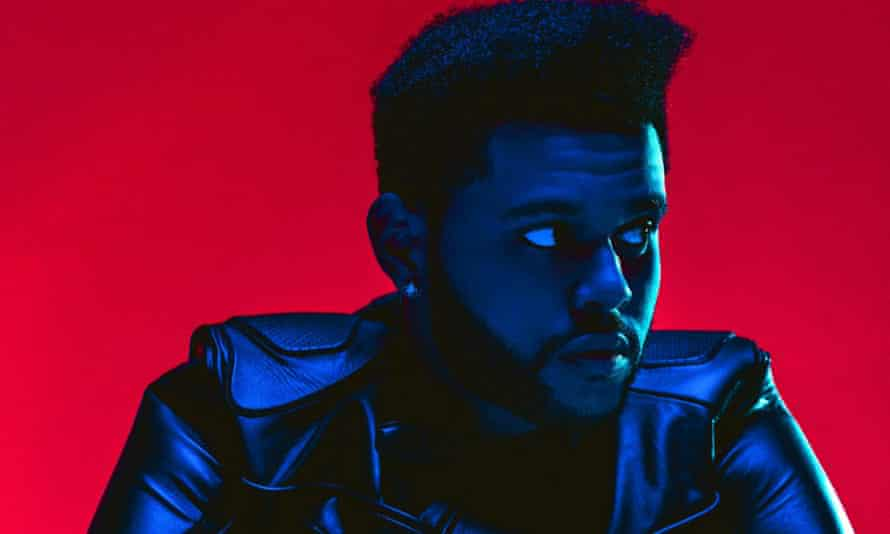 'Plays at being ambivalent about his superstar status': The Weeknd.