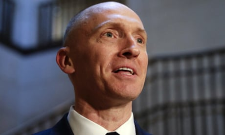 DoJ internal watchdog report clears FBI of illegal surveillance of Trump adviser – live