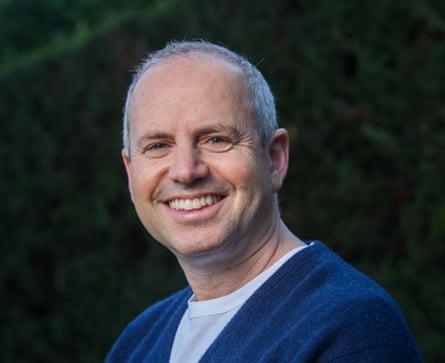 Ocado CEO Tim Steiner