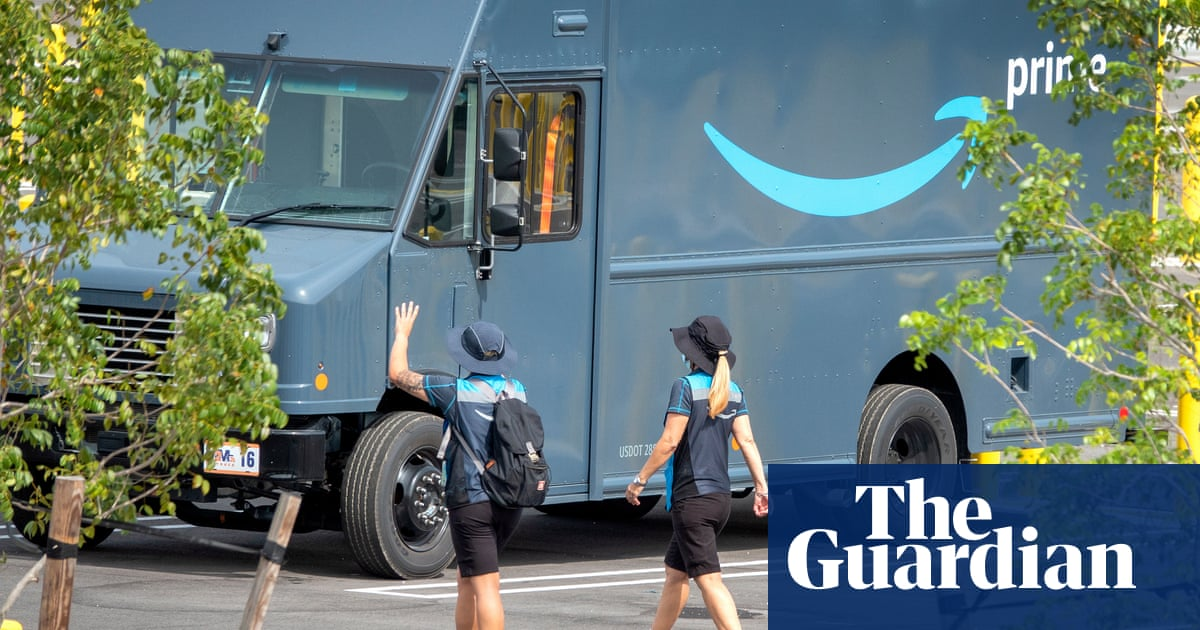 Amazon apology to Democrat includes admission drivers urinate in bottles