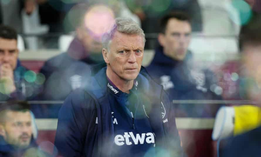 David Moyes faces a struggle to keep West Ham in the Premier League