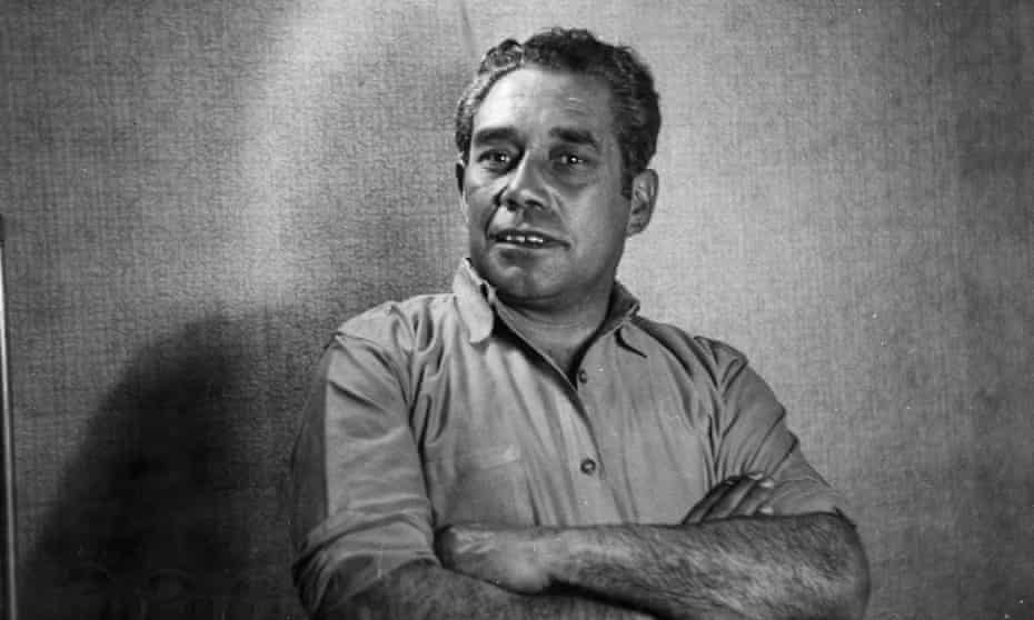 Bill Onus in 1947, photographed by his wife Mary.